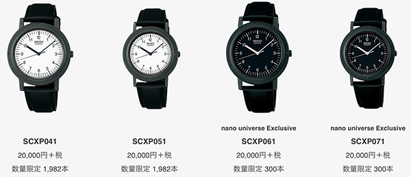 The White Dial Versions Will Be Limited To 1982 Pieces While Black Just 300 And A Nano Universe