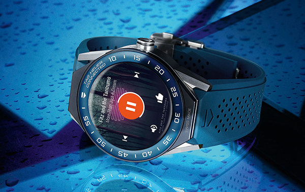 2c4ea9a0cb7 Tag Heuer s new Modular Connected 45 smartwatch lets you customize to your  heart s content