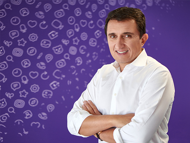 Djamel Agaoua, CEO of Viber