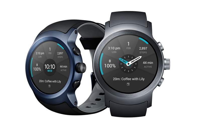 LG Watch Sport (Image source: LG)