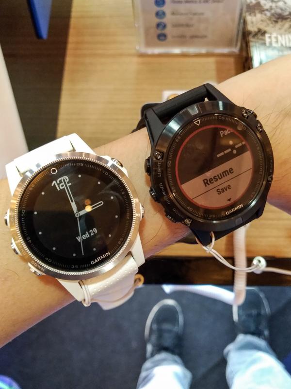 Garmin Fēnix 5 Fēnix 5s And Fēnix 5x Launched In Malaysia