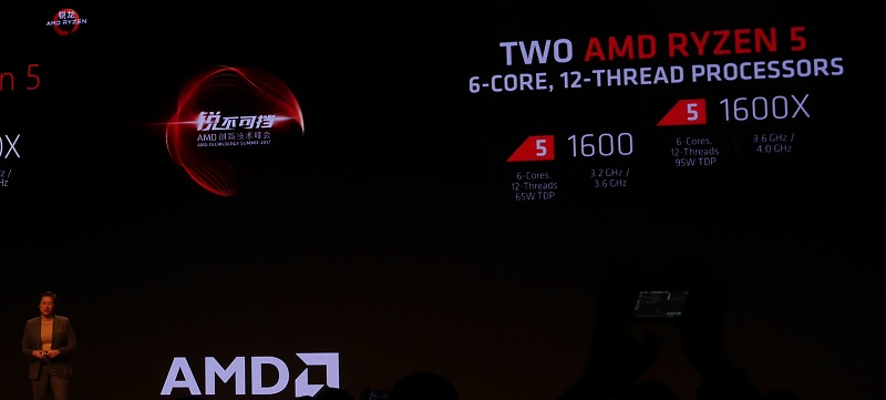 Lisa Su, CEO and President of AMD