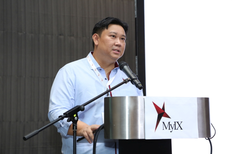 Chiew Kok Hin, Chairman, MyIX. <br> Image source: MyIX.