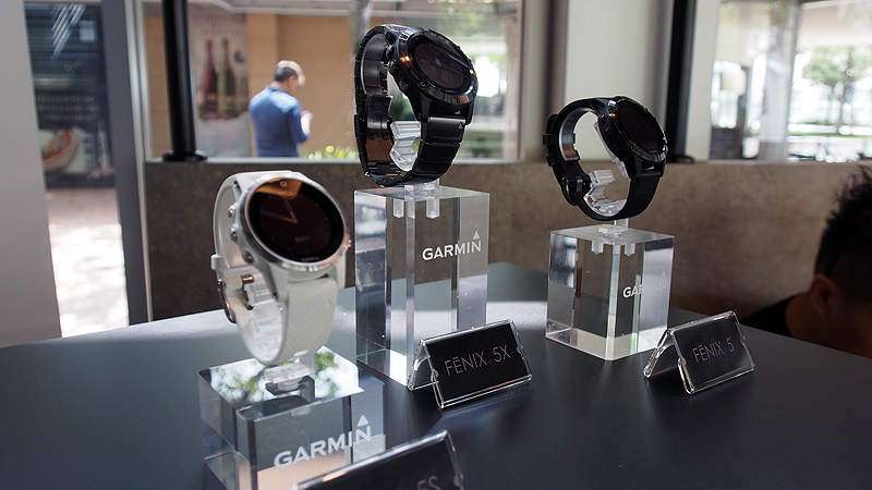 Garmin launches Fenix 5 multi-sport smartwatch series in