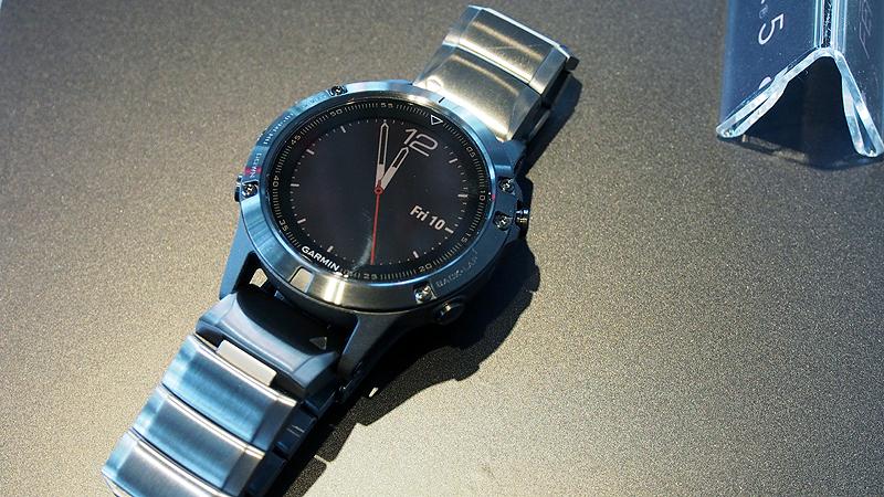 Garmin launches Fenix 5 multi-sport smartwatch series in ...