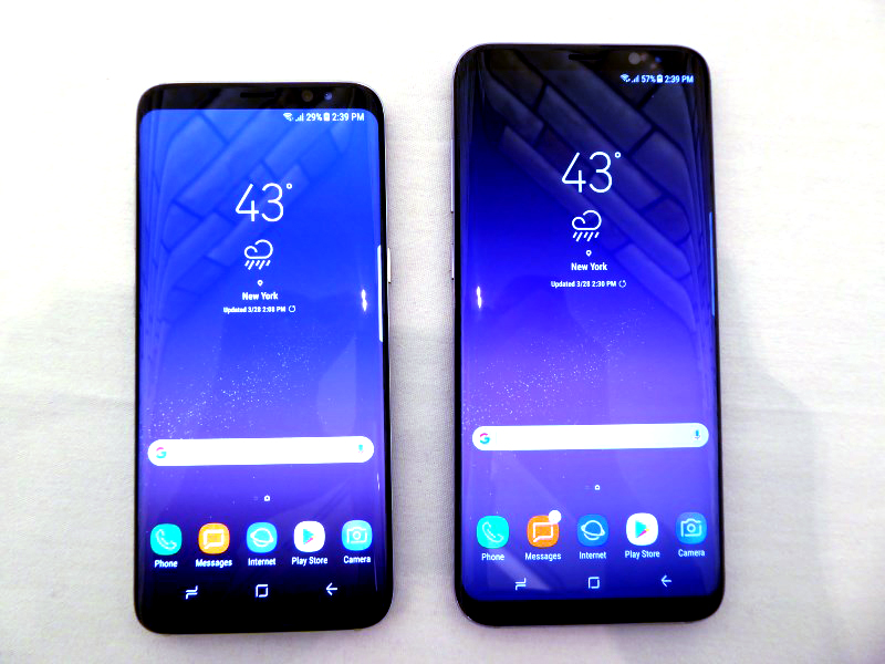 samsung galaxy s8 and s8 available in singapore from 29. Black Bedroom Furniture Sets. Home Design Ideas