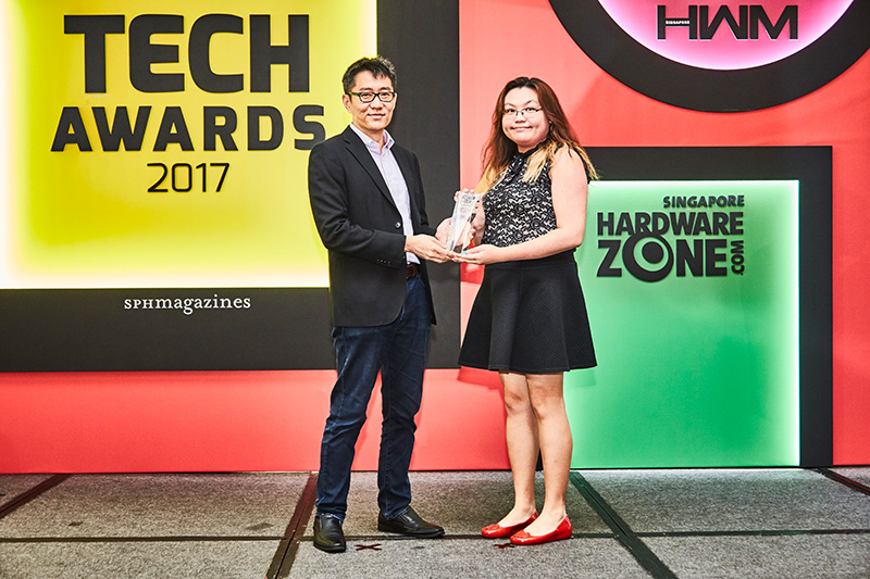 Congrats to Qoo10, for retaining the Readers' Choice award for Best Electronics Shopping Portal (Singapore) that it also won last year.
