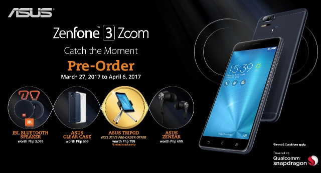 zenfone, zenfone 3 zoom, asus, hardwarezone, hwm, philippines