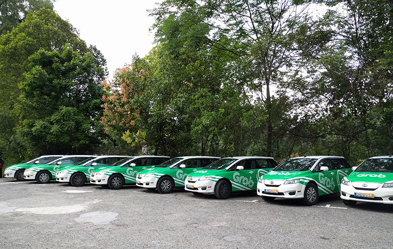 Grab Introduces Fixed Fare Grabtaxi Rides Through Their New Justgrab
