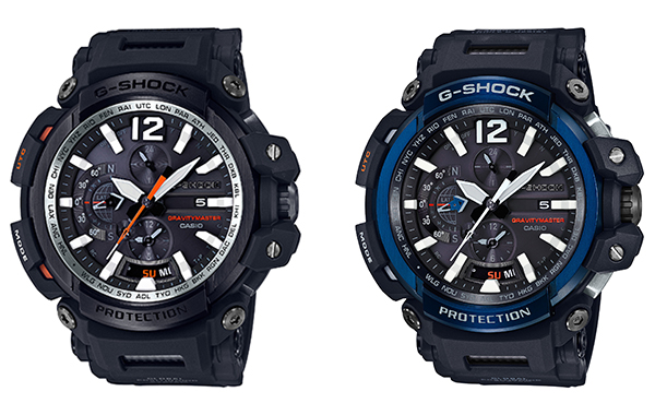 70c2a8ff1fd The Casio G-Shock Gravitymaster GPW-2000 keeps track of time across the  globe