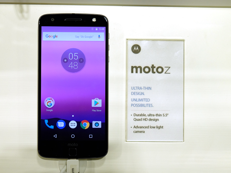 The Motorola Moto Z is a modular 5.5-inch smartphone powered by a Qualcomm Snapdragon 820 processor. The back of the phone allows a range of modular 'Moto Mods' to be attached to it, including a speaker, a projector and an extra battery. Pick one up from IT Show for $899 (usual price: $999) and get free extended warranty and accidental damage protection.
