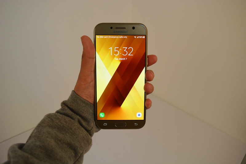 samsung galaxy a5 (2017), samsung galaxy a (2017) series, smartphone, hardwarezone, hwm, philippines