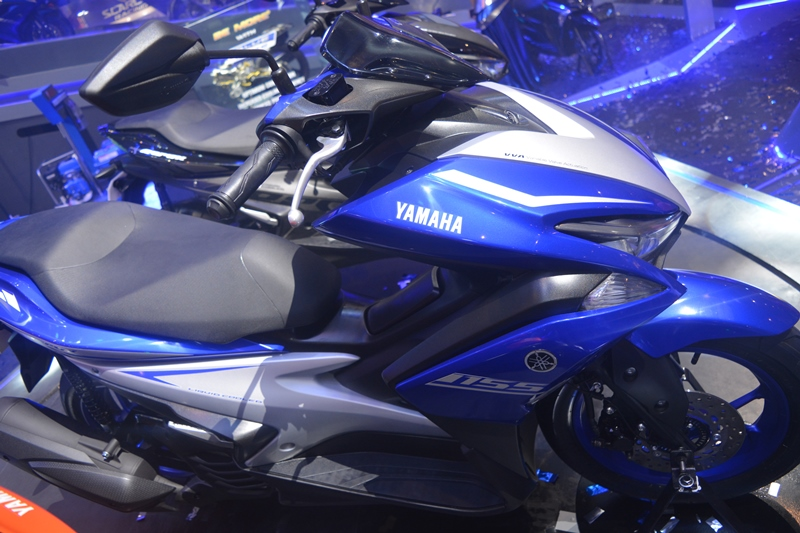 Yamaha celebrates 10th year launches mio aerox 155 at for Yamaha philippines price list 2017