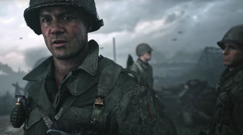 Josh Duhamel has been casted as one of the game's supporting characters. <br> Image source: YouTube.