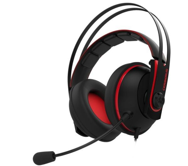 The Cerberus V2 gaming headset provides gamers with a comfortable and immersive way to play their games while also being a great way to enjoy your music on the go. <br> Image Source: eteknix.com