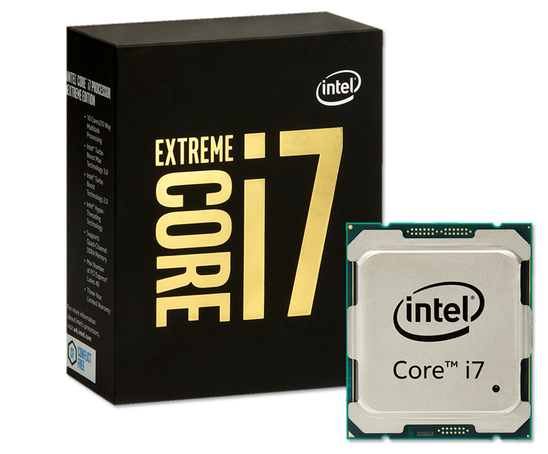Intel's Broadwell-E CPUs may see a successor in Skylake-X sooner rather than later. (Image Source: Intel)