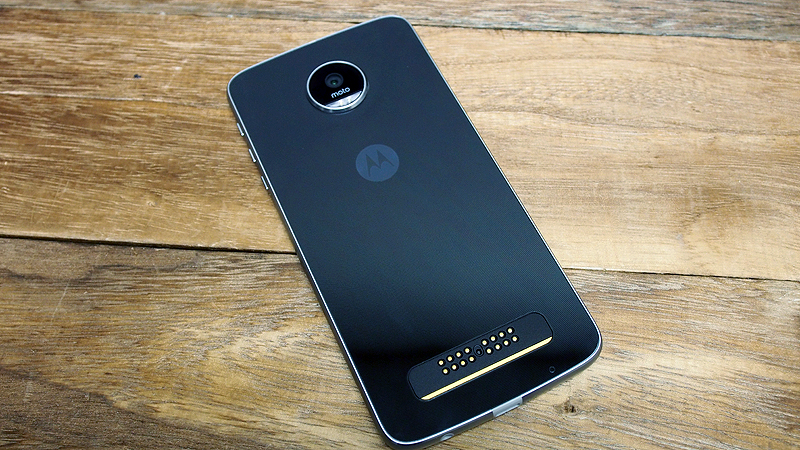 The existing Moto Z Play.