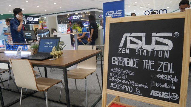 The ASUS Zen Station is open until 10PM on April 30, 2017.