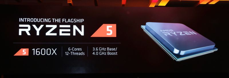 AMD's Ryzen 5 CPU lineup was designed for consumers and gamers looking for a high-performance processor that wouldn't break the bank.