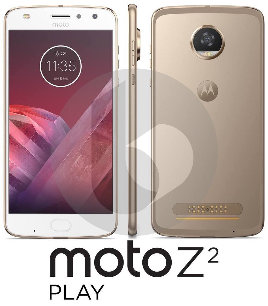 Moto Z2 Play image leak. Credit: TechnoBuffalo.