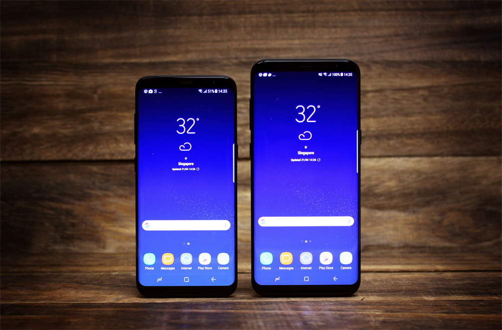 e24d0f43e2aa89 Samsung launches the Android 8.0 Oreo beta program for the Galaxy S8 ...