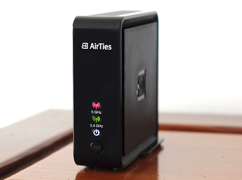 The Singtel WiFi Mesh (AirTies Air 4920) : An introduction to Wi-Fi