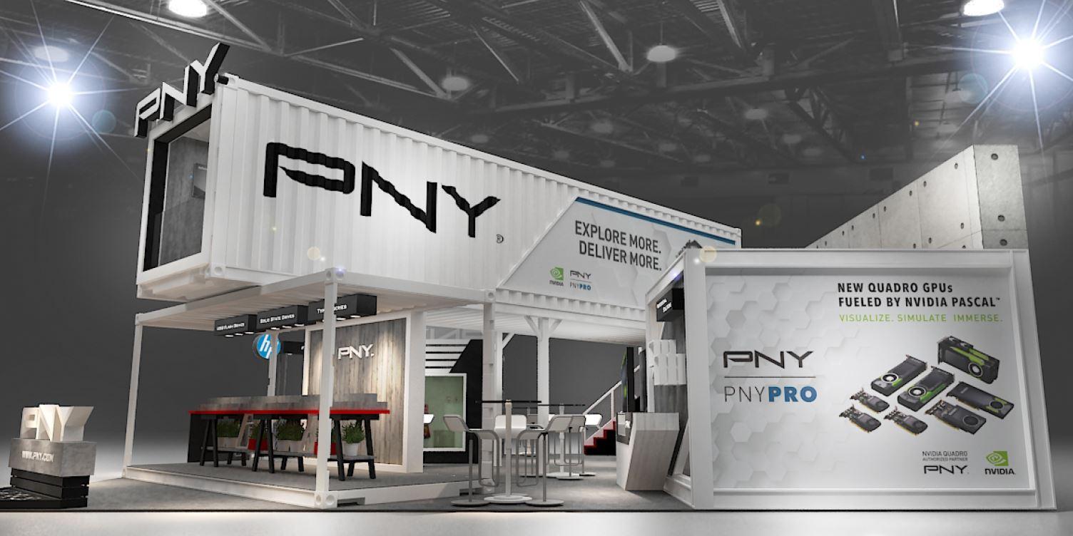 pny, pny technologies, computex 2017