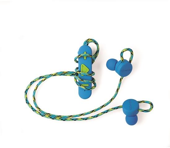retrobuds, earphones, boompods