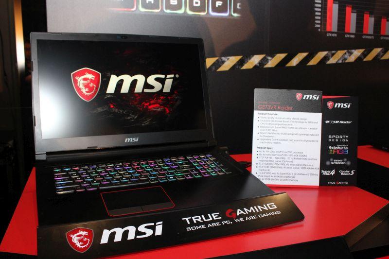 msi, computex 2017, nangang, intel x299, motherboard,   nvidia sli, amd crossfirex, m.2 shield frozr, intel   optane, msi g63, gaming notebook