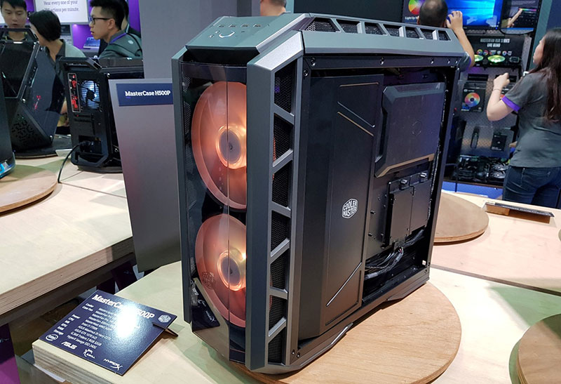 Cooler Master Revives Its Haf Series With The Mastercase