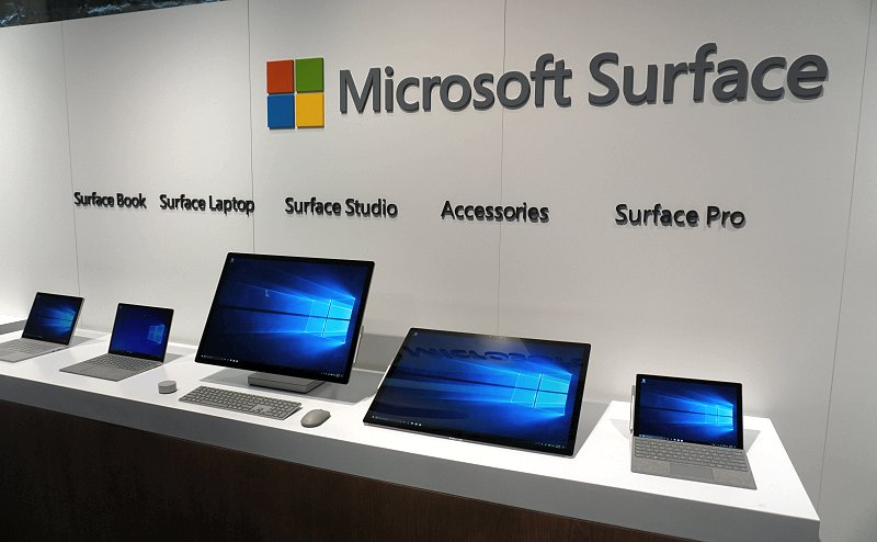 See what we mean? The entire Surface family looks and sounds good without each product carrying a further numerical figure.