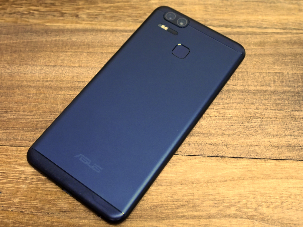 ASUS ZenFone Zoom S Review The First ZenFone With Dual