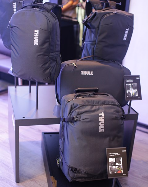 thule, thule subterra, travel backpack