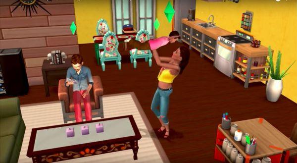 Sim dating games mobile