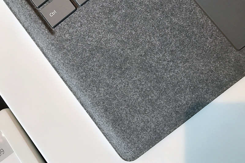 Hands-on with the Microsoft Surface Laptop: it's a pretty