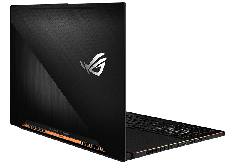 e5ebf4acf The ASUS ROG Zephyrus is the slimmest laptop yet to feature a 120Hz ...