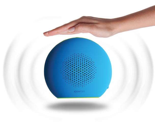doubleblaster 2, boompods, speaker