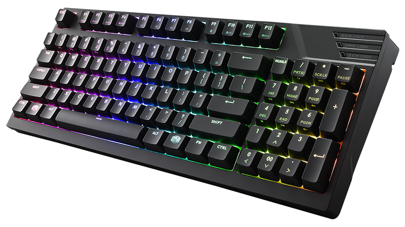 88588bb03c1 The Cooler Master MasterKeys Pro M RGB gives you a number pad in a ...