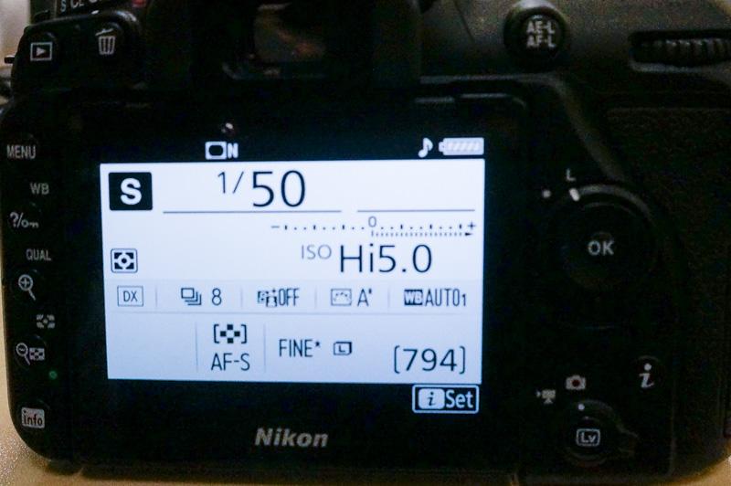 Nikon D7500 Hacks
