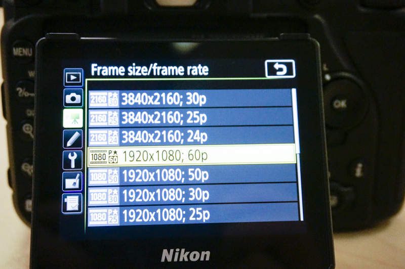 You have to capture below 4K quality for the video stabilizing option.