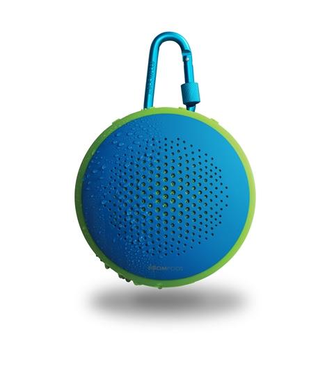boompods, fusion, speaker