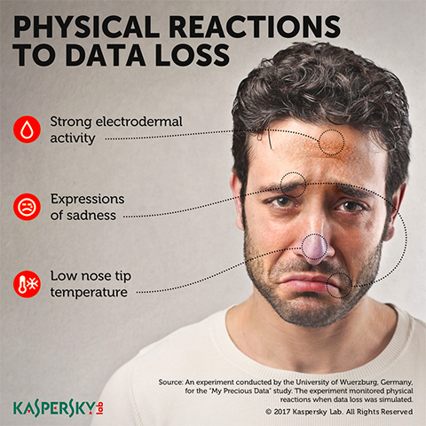 Infographic from Kaspersky Lab