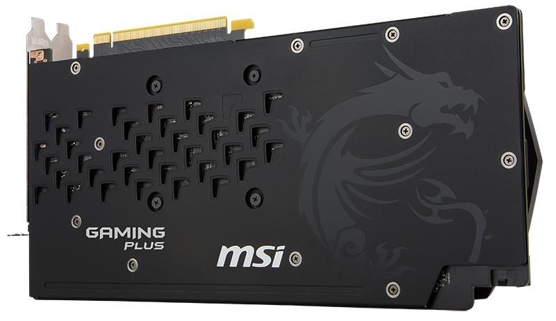 MSI Radeon RX 580 Gaming X+ 8G vs  GeForce GTX 1060 Gaming X+ 6G