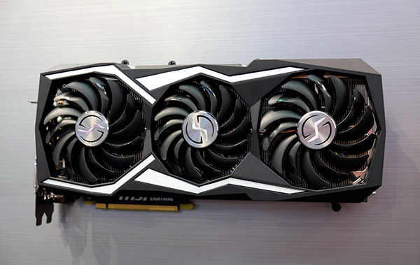 The MSI GeForce GTX 1080 Lightning Z
