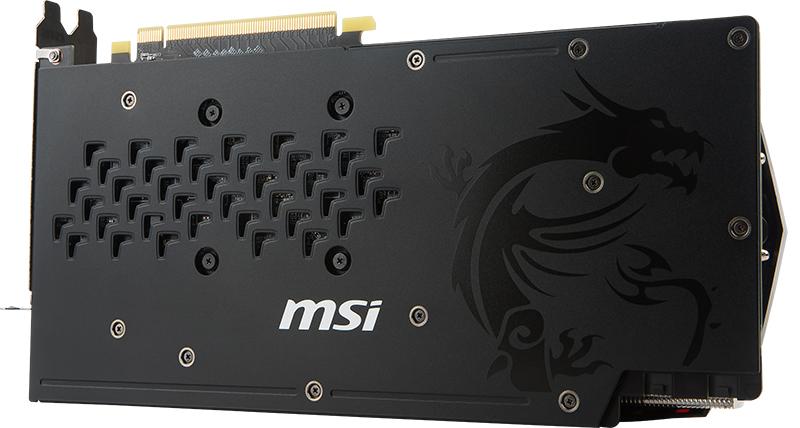 MSI Radeon RX 580 Gaming X+ 8G vs  GeForce GTX 1060 Gaming