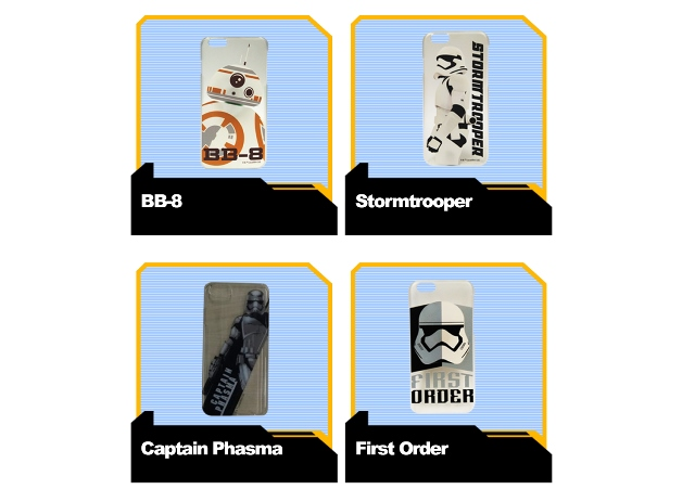 star wars, protective case, cellprime