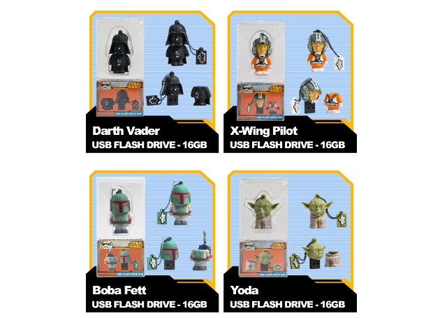 star wars, usb flash drives, cellprime