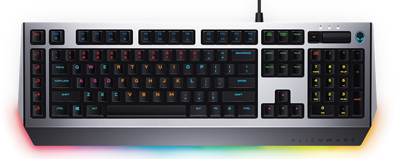 Alienware Pro Gaming Keyboard