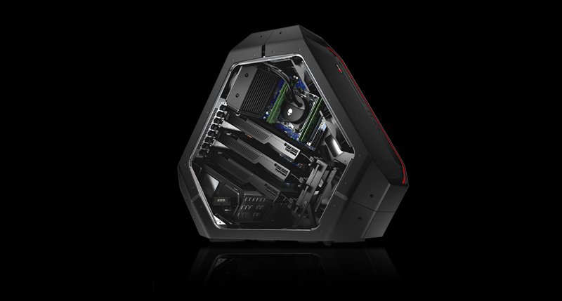 Alienware Area-51 updated with Intel Core-X and AMD