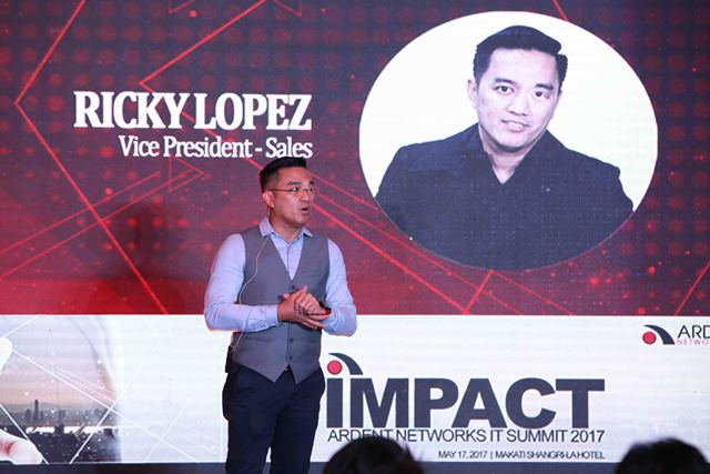 ardent, impact, impact: ardent networks it summit 2017